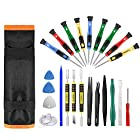 Repair Tools Screwdrivers Kit for Iphone/ Ipad/Ipod/Other Cell Phones and Devices -DIYTool (23pcs)