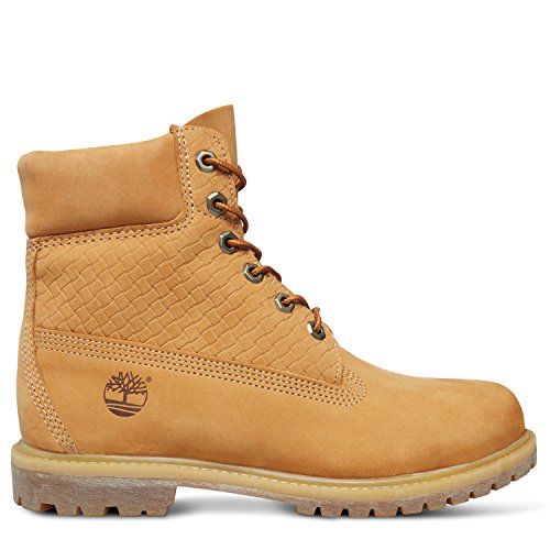 TIMBERLAND AF 6IN PREM WHEAT EMBOSS