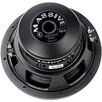 Massive Audio MMA104 1000W Dual 4 Ohm 10 Subwoofer