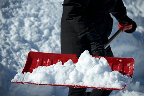 Garant NP091KDU Nordic 9-Inch Poly Blade Car Shovel Renewed Red ...