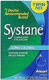 Systane Lubricant Eye Drops, 2-Count, 2/3 fl. oz. Bottle