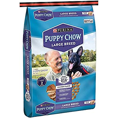 Purina 178116 Puppy Chow Large Breed, 32-Pound
