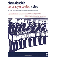 Championship Corps-Style Contest Solos book cover