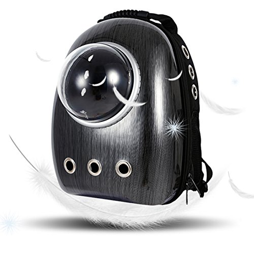 Portable Pet Travel Breathable Backpack,Space Capsule...