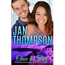 Once a Thief: An International Christian Romantic Suspense (Protector Sweethearts)