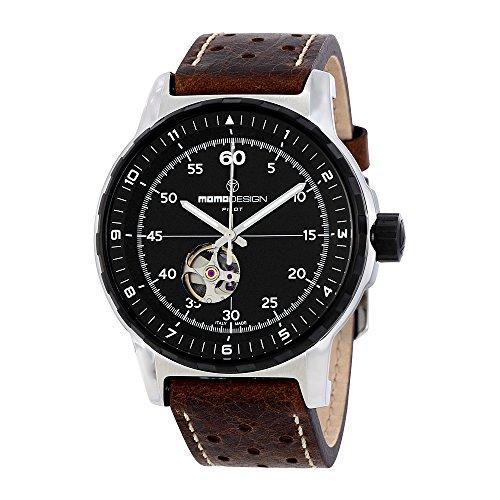 Momo Design Pilot Heritage Automatic Mens Watch 3064SB-32