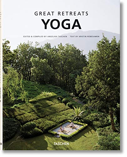 Looking for a tranquil vacation that leaves you relaxed, restored, and uplifted? In this gorgeous guide, TASCHEN gathers the most exquisite and inspirational yoga retreats around the world, from an exotic luxury hotel in Bhutan to a spiritual ashr...