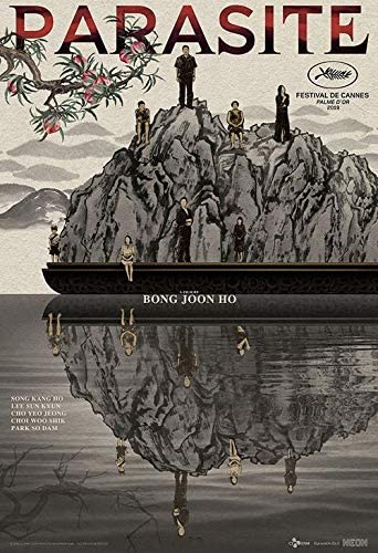 517 Parasite Movie Poster 2019 32x48 27x40 Art