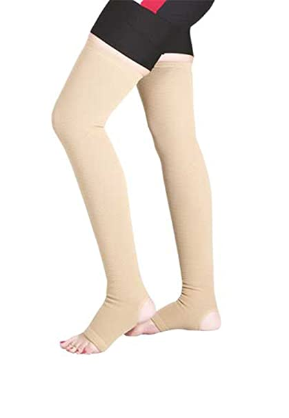 a10102a2dd Buy Flamingo Premium Varicose Vein Stockings - XXXL Online at Low Prices in  India - Amazon.in