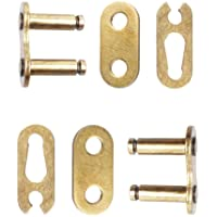QAZAKY 2 piezas Gold 420 Reparación de la