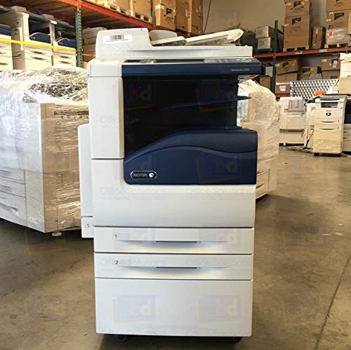 Refurbished Xerox WorkCentre 5330 Tabloid Black-and-white Multifunction Printer - 30 ppm, Copy, Print, Scan, Fax, Optional - Finisher Fax