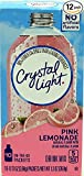 Crystal Light On The Go Pink Lemonade, 10-Count Boxes (Pack of 10)