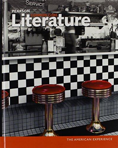PEARSON LITERATURE 2015 COMMON CORE STUDENT EDITION + 6-YEAR DIGITAL COURSEWARE GRADE 11