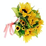 Bilipala-Artificial-Sunflower-Flowers-Bouquet-For-Home-Decoration-And-Wedding-Decor-2-Bunches