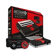BLACK RETRON 2 SNES NES SYSTEM