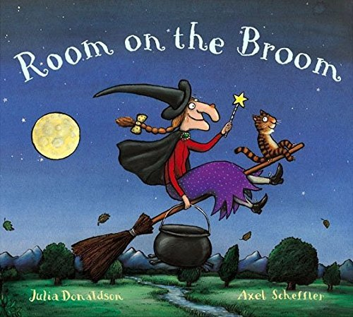 Room on the Broom by Julia Donaldson (2001-09-01)