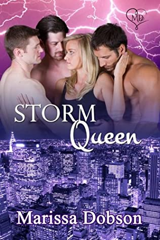book cover of Storm Queen