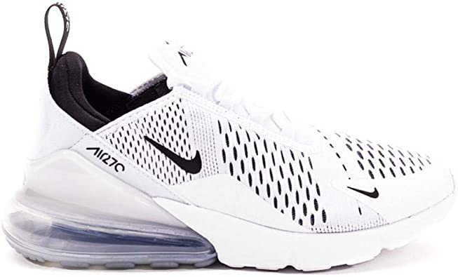 Nike W Air MAX 270, Zapatillas para Correr para Mujer, White/Black/White, 41 EU: Amazon.es: Zapatos y complementos