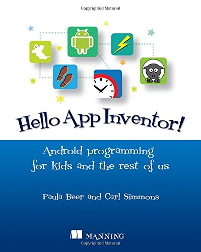 Barcode Design Software (Hello App Inventor!: Android programming for kids and the rest of us)