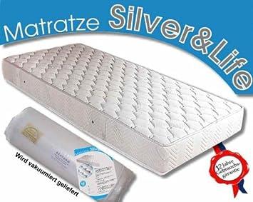 Matratzen Silver Life Soft Matelas 120 X 200 18 Cm Hauteur H3