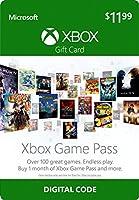 $12 Xbox Game Pass Gift Card - Xbox One [Digital Code]