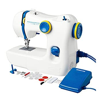 IKEA SY Sewingmachine White Amazoncouk Kitchen Home Inspiration How To Use Ikea Sewing Machine