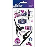 Sticko Classic Dance Stickers