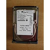 300GB Fujitsu HP Enterprise 10K RPM Ultra320 SCSI 80pin Oem MAW3300NC Hard Drive Internal