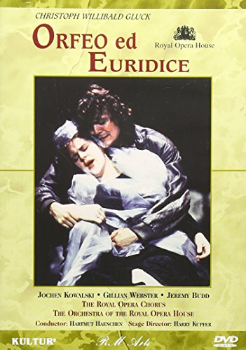 Gluck – Orfeo ed Euridice / Haenchen, Kowalski, Webster, Royal Opera Covent Garden