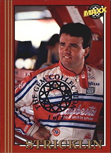 1992 Maxx NSCC/National Gem Collection Blue #12 Hut Stricklin Racing /1 of 1 - Hut Gem