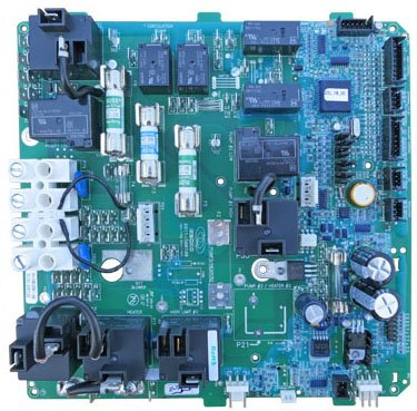 Dimension One Spas 01710-1008 PC Circuit Board MSPA-MP-NE-D11 | D1 Hot Tub Main Control Board