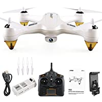 JJRC X3 GPS Brushless Drone with 1080P HD WiFi Camera Quadcopter Auto Return-Long Control Range and Longer Time to Play, Altitude Hold, Headless Mode for stability and safer flight