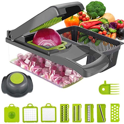 Makes preparing food effortless.