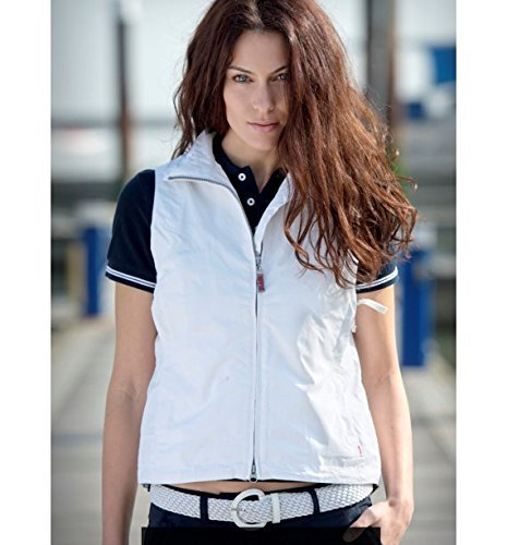 Nylon Sailing Manches Slam Summer Blanc Femme Sans Red 100 Pour w8Cq417x