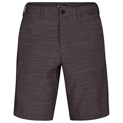 Hurley Men's Dri-Fit Cutback Walkshorts Dark Grey, 40W x 10L