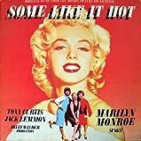 Some Like It Hot [Marilyn Monroe, Adolph Deutsch Matty Malneck] (UK 1979)