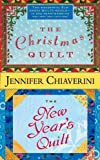 Front cover for the book The New Year's Quilt by Jennifer Chiaverini