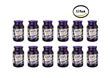 PACK OF 12 - Welch's Natural Concord Grape Spread 17 oz. Jar