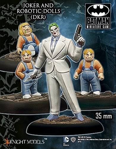 Batman Miniature Game: Joker and Robotic Dolls