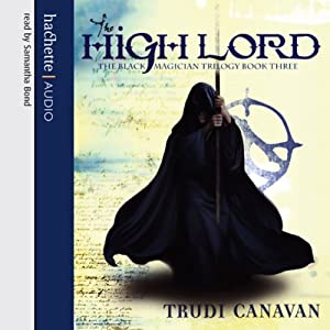 The High Lord Audiobook