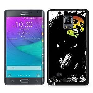 Popular Samsung Galaxy Note Edge Cover Case ,Bob Marley 1 Black Samsung Galaxy Note Edge Case Hot Sale And Unique Designed Phone Case