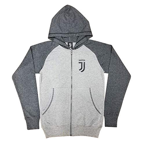 super popular 1dc3f 81d96 Icon Sports Group Juventus F.C. Zipper Official Soccer Summer Youth Hoodie  002 - S