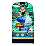 DreamWorks Trolls Branch Camo Hooded Sleeping Bag