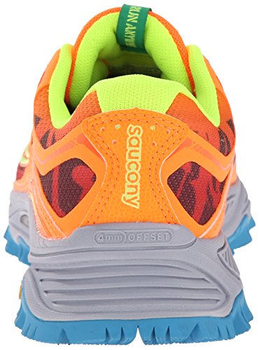Saucony Xodus 6.0 W ORANGE / BLUE / CITRON
