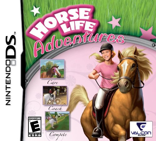 Horse Life Adventures - Nintendo DS