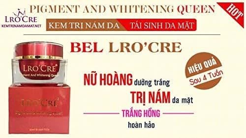 01 Boxes - KEM TRỊ NÁM DA – KEM TÁI SINH DA MẶT LRO'CRE - Whitening Cream