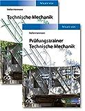 Technische Mechanik: Set aus Lehrbuch und Prüfungstrainer