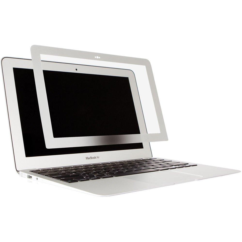 "Moshi iVisor Protector de Pantalla Antirreflectante para MacBook Pro Retina 15"" - Negro/Claro 99MO040904"