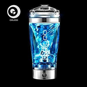 Digoo DG-VX1 Portable Vortex Mixer Creative Auto Electric Blender Protein Shaker Bottle Evolution
