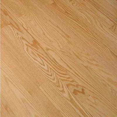 "Fulton 3.25"" Solid Red Oak Flooring in Natural"